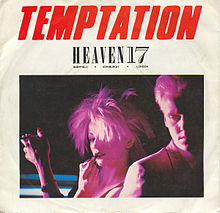 Heaven_17_Temptation_single_cover - Courtesy Wikipedia