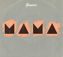 Genesis-Mama_(Single_Cover) - Courtesy Wikipedia